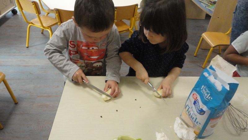Ecole maternelle emile morin atelier cuisine - Atelier cuisine maternelle ...