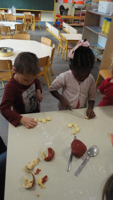 Ecole maternelle emile morin atelier cuisine for Atelier cuisine tours